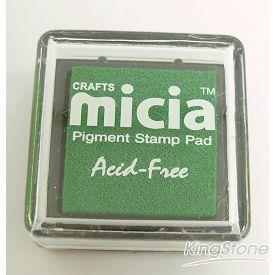Micia Crafts 小印台-綠色