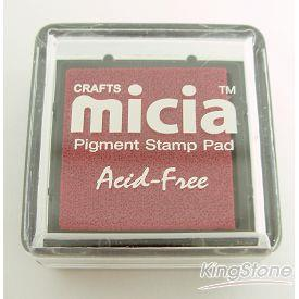 Micia Crafts 小印台-暗紅色