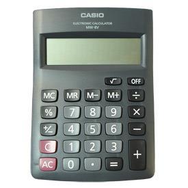 CASIO桌上型國家考試專用計算機(8位數)