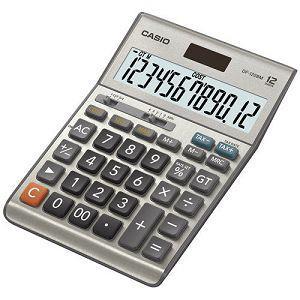 CASIO桌上型中大款計算機-銀色