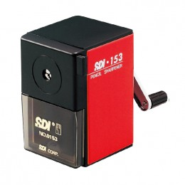 SDI手牌 0153削筆機-顏色隨機出貨
