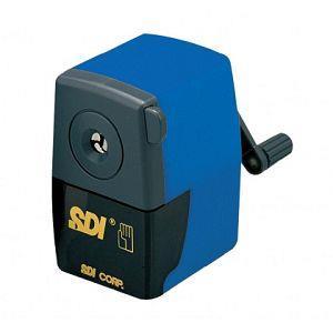 SDI 0150P 藍 實用型削鉛筆機