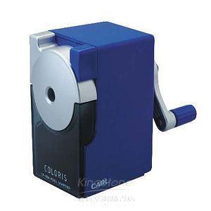 【CARL】藍色兩段可調式鉛筆機(CP-100A-B)