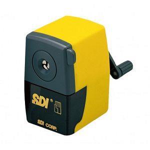 SDI 0150P 黃 實用型削鉛筆機
