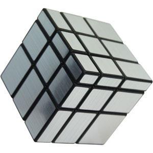 鏡面魔術方塊-銀色