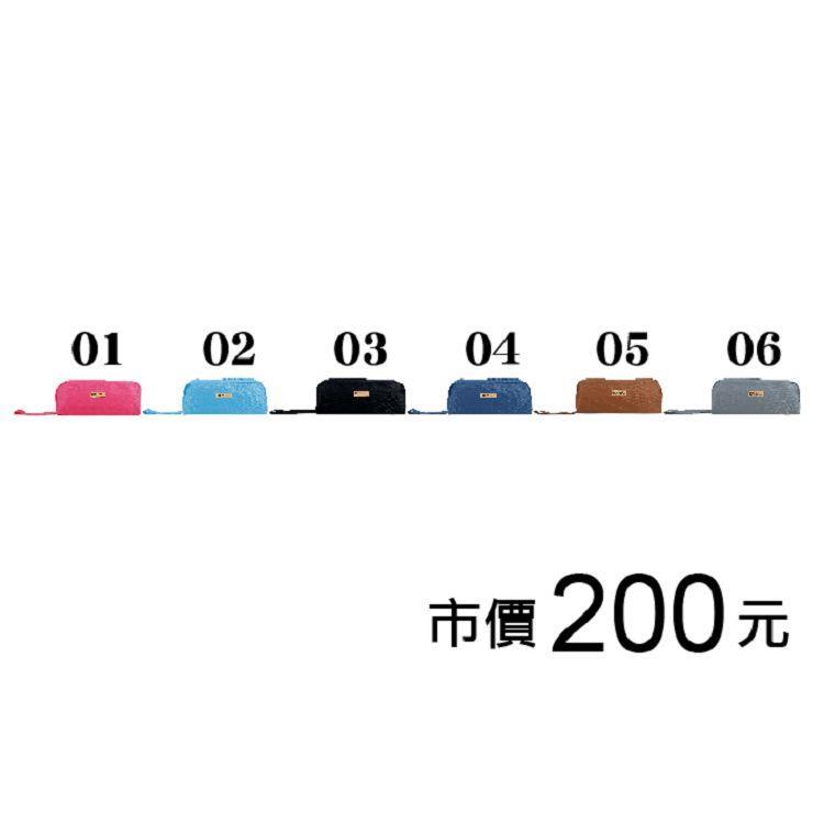 Unicite簡易型收納鞋袋-01粉紅