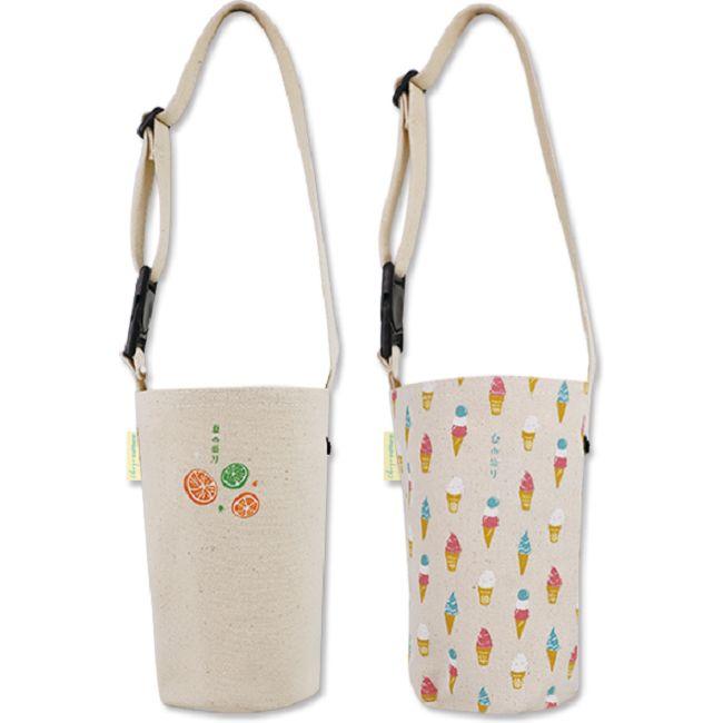 夏日風-可調式提把飲料袋-01水果