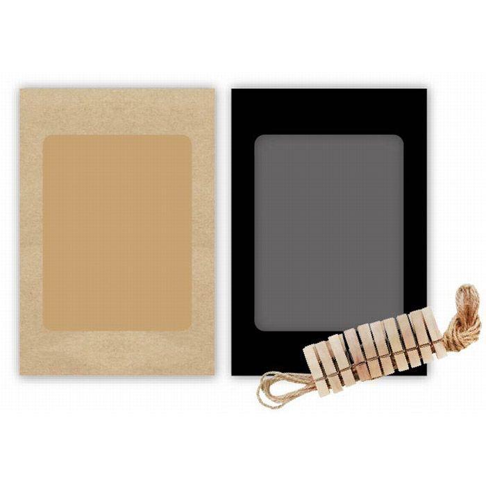 【青青文具】旅行時光-原色拍立得紙相框