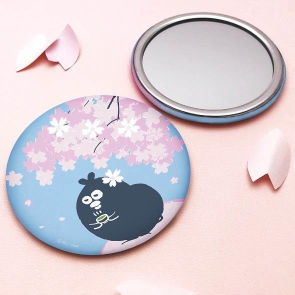 JzFun 奧樂雞浪漫滿櫻隨身鏡