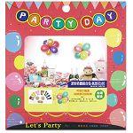【珠友】派對佈置組合包-氣球花5吋