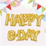 派對佈置-鋁箔HAPPYB-DAY氣球-大