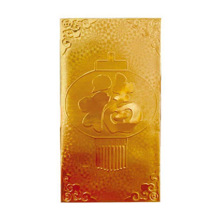 【青青】節慶系列-金色金箔大封5入-鐳射系列(款式隨機)