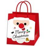 【四季紙品禮品】直立聖誕手提紙袋(大)-耶誕老公公