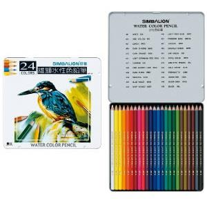 雄獅24色水彩色鉛筆