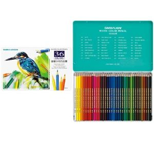 雄獅36色水彩色鉛筆