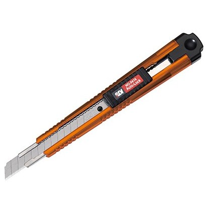 SID手牌 0416A美工刀-顏色隨機出貨