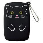 【LIHIT】可愛動物快捷包(大)-黑貓 A-7711-3