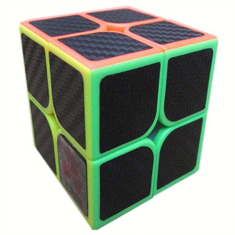 2階魔術方塊-黑色(速轉版)