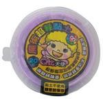 利百代Q比魔術超輕黏土20g-淺紫