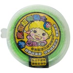 利百代Q比魔術超輕黏土20g-黃綠