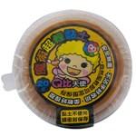 利百代Q比魔術超輕黏土20g-茶