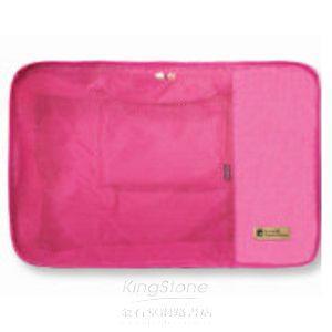 Unicite-旅行用衣物收納袋(L)-A桃