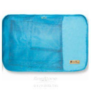 Unicite-旅行用衣物收納袋(L)-B藍