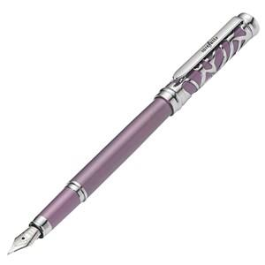 芮菲客1800巴洛克紫色鋼筆M尖