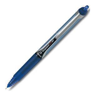 【PILOT】百樂按鍵式V5鋼珠筆(藍)