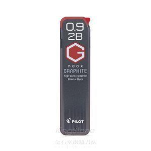 【PILOT】超級G自動鉛筆芯0.9 2B