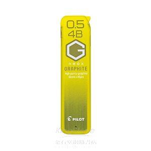 【PILOT】超級G自動鉛筆芯0.5 4B