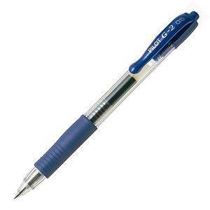 【PILOT】百樂BL-G2(0.5)自動中性筆(藍)