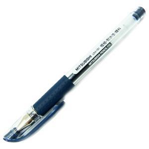 【uni】三菱0.38超細中性筆-深藍UM-151(UMR-1替芯適用)