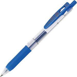【ZEBRA】斑馬SARASA CLIP環保鋼珠筆0.3-藍 (JJH15適用JF-0.3筆芯)