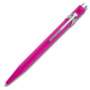 CARAN d'ACHE 849 Fluo原子筆-螢光粉紅