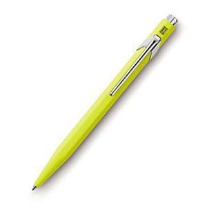 CARAN d'ACHE 849 Pop Line原子筆.檸檬黃