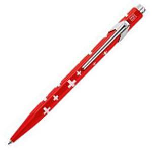 CARAN d'ACHE 849 Totally Swiss原子筆-紅