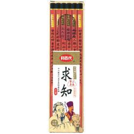 【利百代】求知系列名人抗菌三角船筆(CB-125)