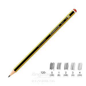 【施德樓】黃桿學園鉛筆-2B