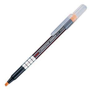 Pentel S512螢光筆-橘