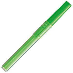 Pentel SXS15自動螢光筆替芯-黃綠
