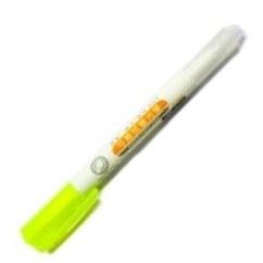 Tempo節奏可擦拭螢光筆(黃)H-1502