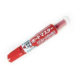 盒裝-百樂(R)卡式白板筆 中紅