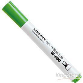 【利百代】水性美工筆-綠