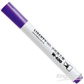 【利百代】水性美工筆-紫
