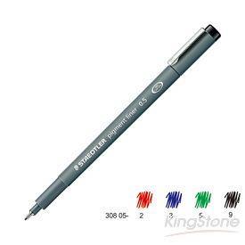 【施德樓】防乾耐水代針筆-0.5mm(黑色)