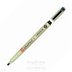 SAKURA XSDK 筆格邁代針筆3-黑