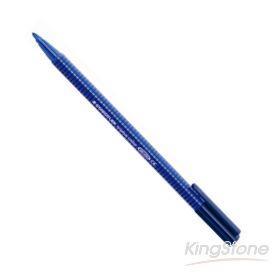 【施德樓】三角書寫彩繪筆-藍