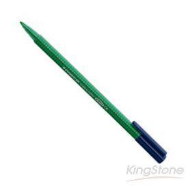 【施德樓】三角書寫彩繪筆-綠