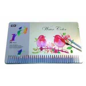 【MONA】70506水溶色鉛筆(36色/盒)